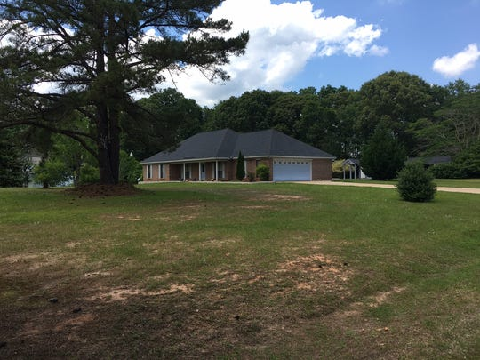 The shootings occured Thursday morning at this home on Country Place Drive in Millbrook.
