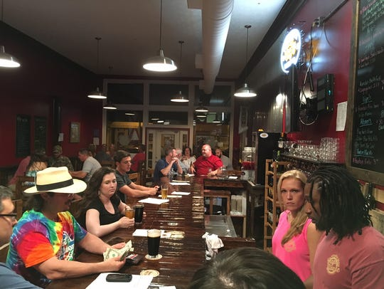 Autauga Creek Craft House has opened in downtown Prattville.