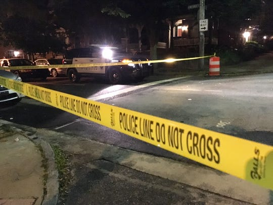 Wilmington police is investigating a shooting early