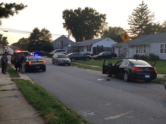 A victim of an apparent shooting was found in the area of Newport gap Pike and Burnside Boulevard Saturday, Aug. 6.