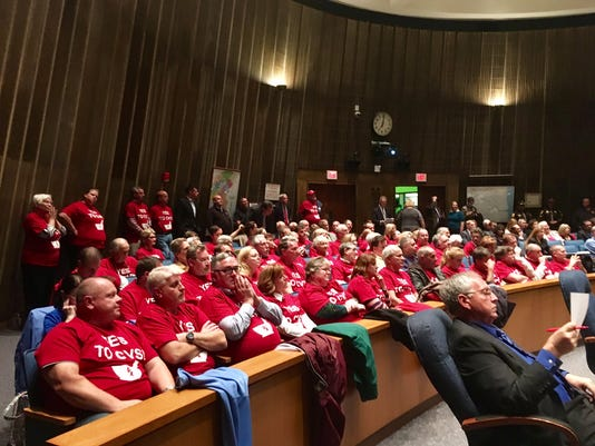 pike creek cvs moves forward amid debate