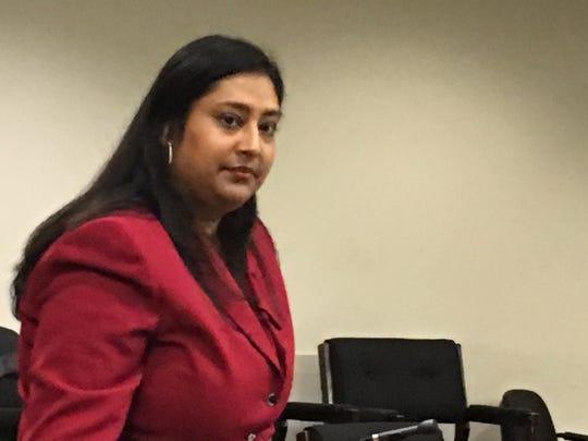 Middlesex County Assistant Prosecutor Bina Desai