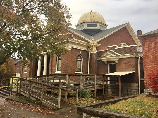 James Lees Memorial Presbyterian Church, 1741 Frankfort Ave.,  was sold to a development group in 2015 for $295,000 and is back on the market for $525,000.