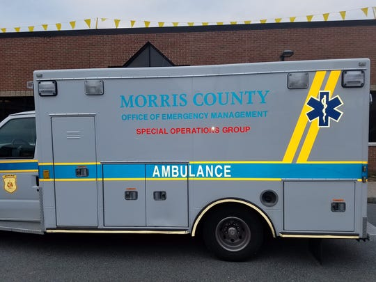 The Morris County Office of Emergency Management has  requested funds for 2017 for the purchase of a new ambulance to replace its existing ambulance from 1993.