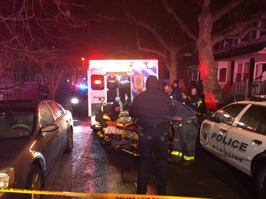 A 34-year-old man who was found shot early Wednesday in Wilmington's Lawyer's Row district has died.