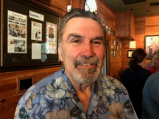 "Milton resident Frank Papasavas welcomed the city to the 21st century with the first day of alcohol sales on Sunday in Milton. ""We'd like to see this place turn into a gaslamp corridor like Escambia County's done in downtown Pensacola with bistros, restaurants and shops."""