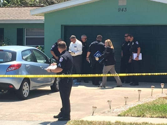 Investigation in Indian Harbour Beach