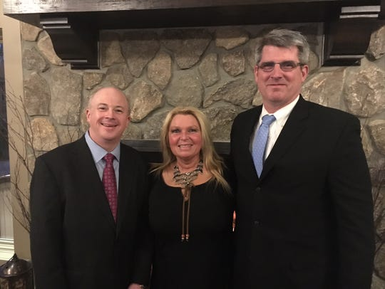 Wyckoff GOP candidates for Township Committee John