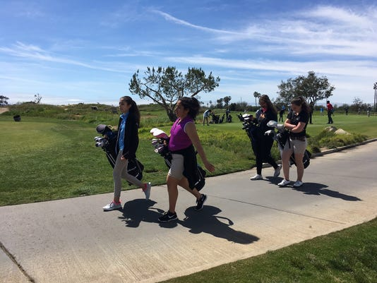 Ventura Golf Woes