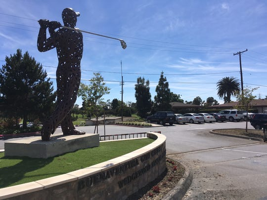 Buenaventura Golf Course is one of two public golf courses in Ventura.