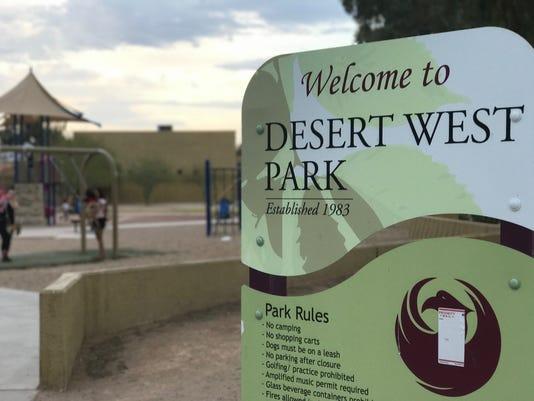 Desert West Park