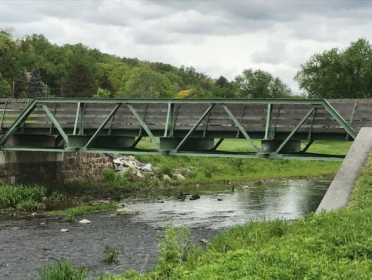 Goffle Brook Park is listed on the New Jersey and national