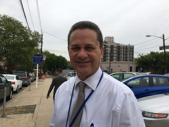 Billy Delgado, Perth Amboy Democratic chairman