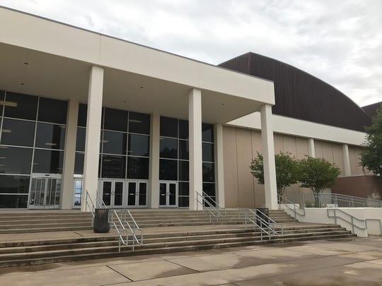 Abilene Convention Center.