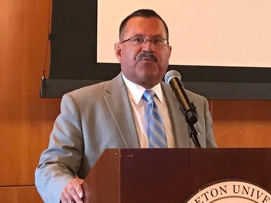 Raymond Martinez, chief administrator, N.J. Motor Vehicle Commission
