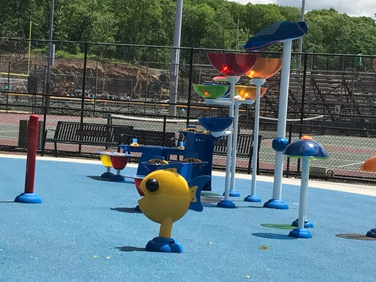 Fort Lee expects to open its new spray park in early June.