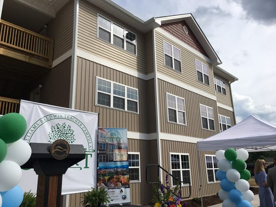 Roy Williams Helps Celebrate New Teacher Housing