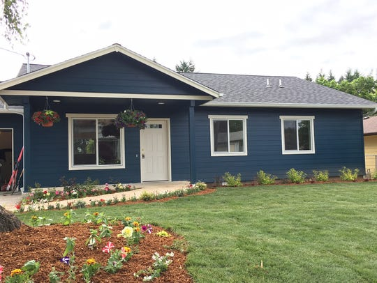 Last year's House that Beer Built fundraiser funded