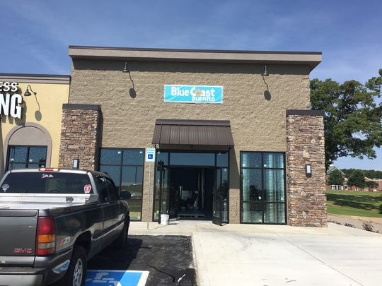 Blue Coast Burrito is set to open on Union University