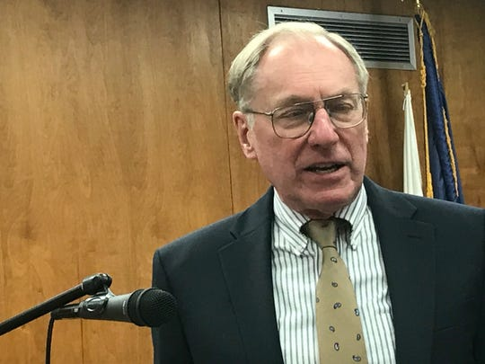 Robert Hingel, Millburn's representative to the Lackawanna Coalitiion, said, 'The problem will be the crowds' when NJ Transit cuts services to commuters this summer.