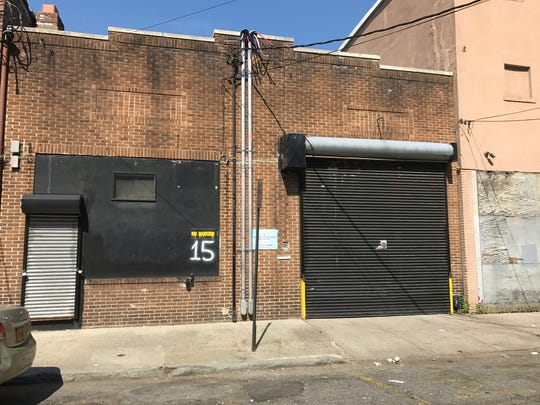 A warehouse at 15 School St. in Yonkers whose new owner
