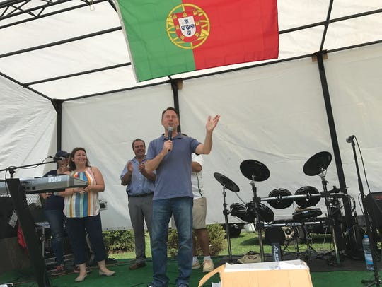 The smells, sounds and tastes of Portugal took over