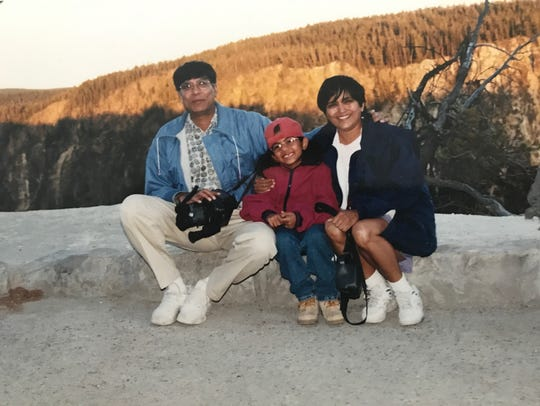 The Shah family has always been passionate about travelling.