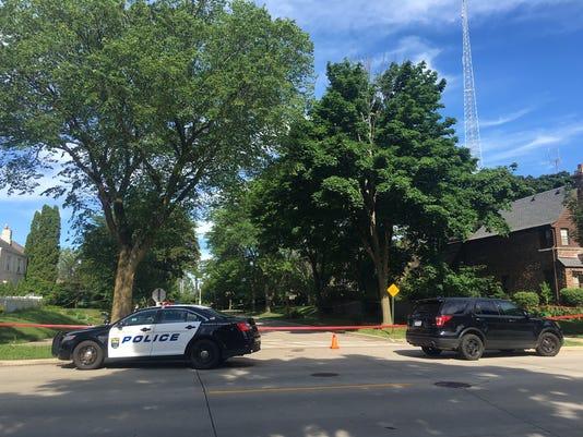 Shorewood police incident
