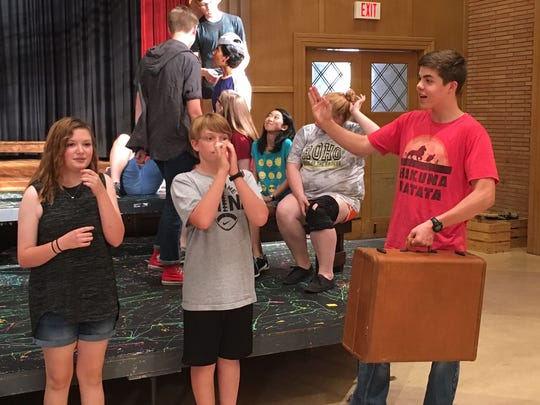 First United Methodist Church's Summer Youth Musical,