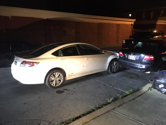 The 14-year-old shot in Edgemoor was in a car with other juveniles.