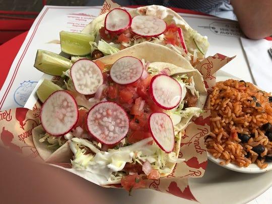 Taco's at Raymond's