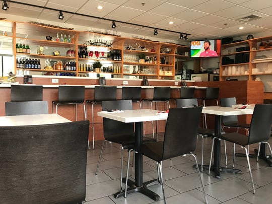 GoSu in Irvington offers a taste of Asian fusion by the river.