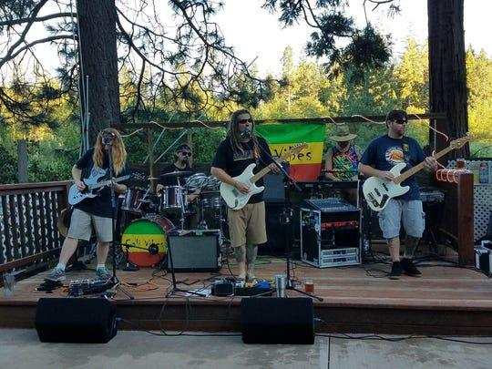 Band Cali Vibes