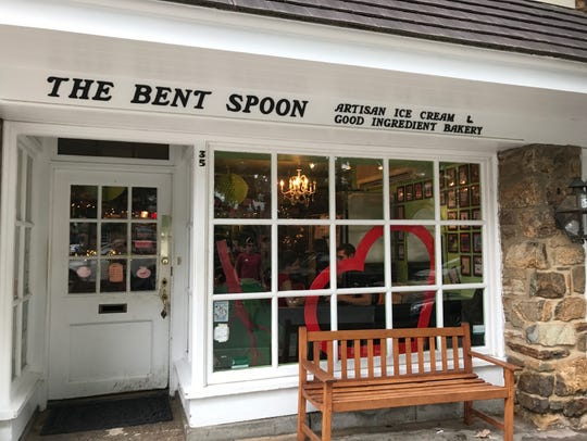 The Bent Spoon in Princeton.