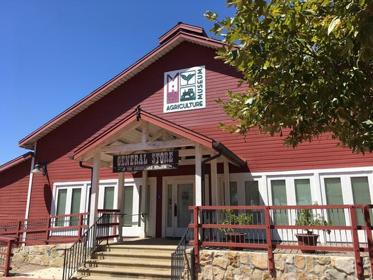 The Agriculture Museum is part of the Museum of Ventura County and one of several museums worth checking out during a trip to Ventura County.