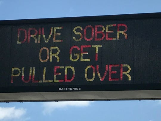 Summer drunk-driving campaign continues through Labor
