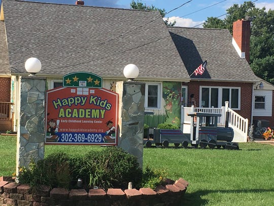 Happy Kids Academy on Old Baltimore Pike in Christiana.
