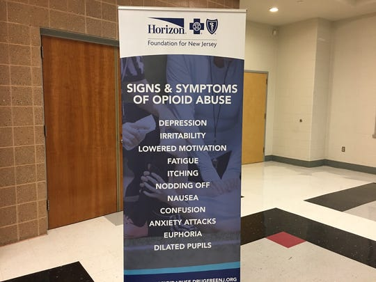 Warning signs of opioid abuse.