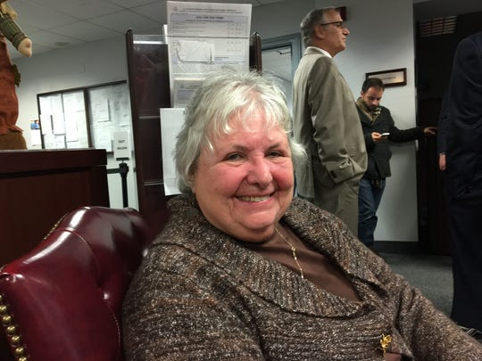 Morris County Democratic Freeholder candidate Rozella Clyde