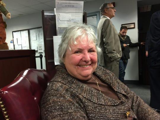Morris County Democratic Freeholder candidate Rozella