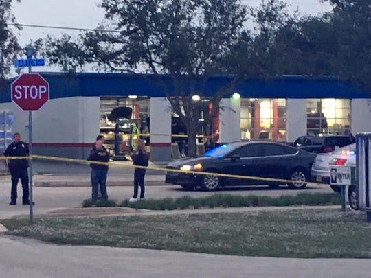 Police on scene of shooting on Barton Blvd. in Rockledge.
