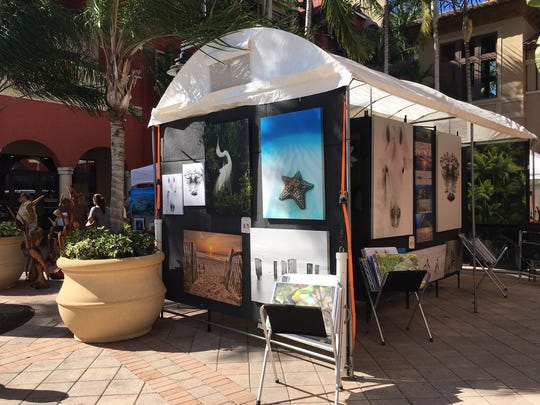 The Left Bank Art Festival will be from 10 a.m. to 4 p.m. Sunday at the Marco Island Center for the Arts, 1010 Winterberry Dr, Marco Island.