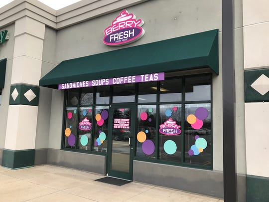 Berry Fresh Cafe & Frozen Yogurt, 2271 Westowne Ave., will close on Dec. 22 after four years in business.