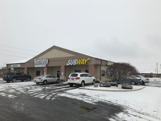 The Subway restaurant at 1819 Witzel Ave. will close at the end of 2017.