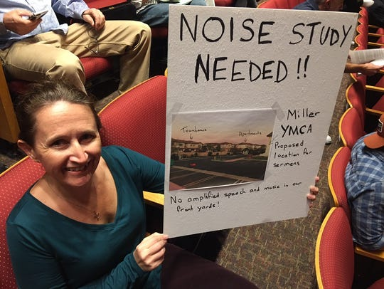 Residents of the Dos Vientos section of Newbury Park turned out in force at a Thousand Oaks City Council meeting earlier this year to protest plans to turn their local YMCA into the new home of Councilman and pastor Rob McCoy's Godspeak Calvary Chapel.