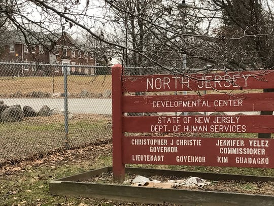 The state closed the North Jersey Developmental Center
