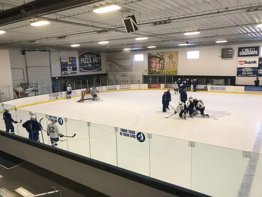 Sartell Youth Rec Center, which owns and operates Bernick's Arena, has been soliciting private donations for a second arena at the arena since 2017.