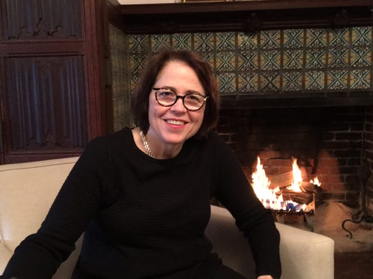 Rev. Janet Broderick, rector of Saint Peter's Episcopal Church in Morristown, will join her brother, actor Matthew Broderick, Friday in reading Truman Capote's A Christmas Memory at the church.