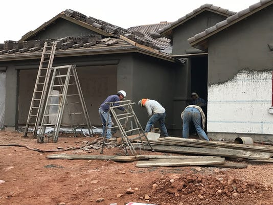 Cochise County construction