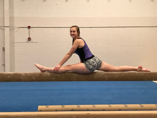 Senior Olivia Clemens is a major reason why Stevens Point Area Senior High is ranked No. 10 in Division 1 in the latest Wisconsin Gymnastics Coaches Association poll released this week.